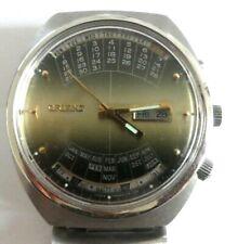 orient automatic watch word time calendar  aus 1970 ungetragen voll function
