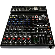 Peavey PV10AT 10 Ch Mixing Board With At