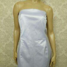Isaac Mizrahi For Target Mauve Strapless Sheath Dress Sz 14 Formal Wedding Party