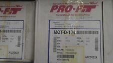 Taco Pro-Fit MOT-D-104 - Electric Motor 3/4HP - 115V/230V/60/1PH ( New)