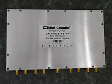 Power Splitter, Mini-Circuits ZN8PD1-53+, 8 Way-0° 50Ω 500 to 5000 MHz