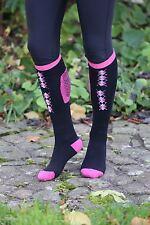 Nellie O Neil's SOCKCHAPS Riding Sock Half Chap VARIOUS COLOURS