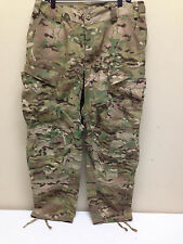 MULTICAM FLAME RESISTANT ARMY COMBAT PANT W/CRYE PRECISION KNEE PAD CUT LR NWOT