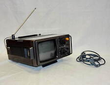 VINTAGE Palladium TV 500 portable 230V / 12V