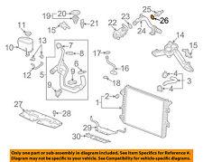 GM OEM Radiator-Thermo Sensor Seal 94005941