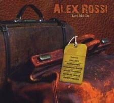 Alex Rossi - Let Me IN CD #1990373