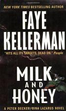 Milk and Honey (Decker/Lazarus Novels)