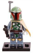 Boba Fett minifigura Star Wars Lego accoppiamenti