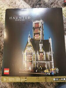 LEGO Haunted House - 10273 - Brand New & Sealed