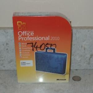 Microsoft Office Professional 2010 UK International English Version 269-14670