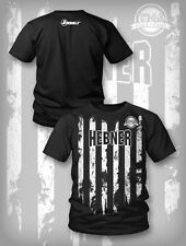 Earl Hebner NEW T-Shirt Men's XL Extra LARGE Wrestling NXT ROH WWE Impact TNA