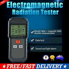 ET825 Digital LCD Electromagnetic Radiation Monitor Tester Wave Alarm For Phone