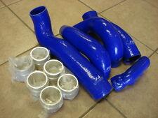 Porsche 996 Turbo GT2 01-04 Upgrade Turbo Boost Hose Kit BLUE Color Only