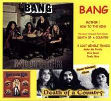 """Bang: """"Mother-Bow...""""& """"Death of a Country"""" (2 on 1 CD)"""