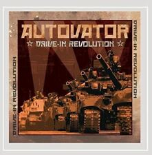 Drive-in Revolution [Explicit] [Audio CD] Autovator