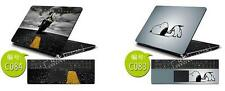 """14.1"""" 15.6"""" Laptop Skin Sticker Notebook Cover HP Asus Aser Toshiba Sony"""
