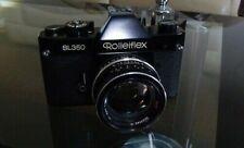 Rolleiflex SL350 Camera. Made  In Germany With Original Carl Zeiss Planar lens