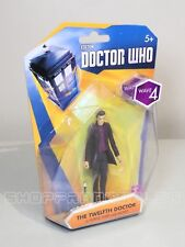 Doctor Who - Twelfth 12th Doctor figure - (purple shirt and jacket)