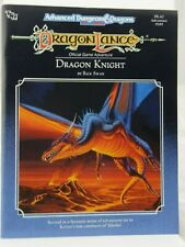 "TSR 9285 - Ad&d 2nd Edition "" Dragonlance - Dragon Knight "" 103003015"