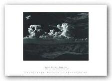 Thunderheads Ansel Adams Art Print 16x21