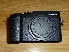 Panasonic LUMIX GX8 Digital SLR Camera Excellent condition boxed