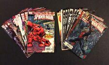 SENSATIONAL SPIDER-MAN #23 - 41 Comic Books FULL 2nd SERIES Marvel Clayton Crain