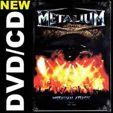 Metalium - Metalian Attack (DVD/CD) Two Tours, Open Air Festivals