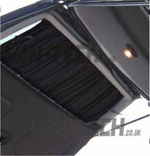 VW T4 Van Transporter Blackout Interior  Curtain Tailgate BLACK