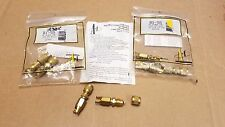 """Pack of 3 A1 Components B1-5S Solder Type Line Tap valves for 5/16"""" O.D. Tubes"""