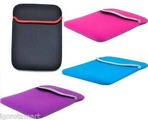 """15.4"""" Laptop Case Sleeve Bag Cover For 15"""" 15.6"""" Dell Inspiron /HP Pavilion ASUS"""
