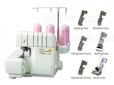 Babylock Imagine Serger 4-thread & [6-Foot Bonus Package] Auto Tension Jet Air