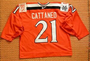 Swizerland Women's Hockey Jersey, Olympic Games Match worn, #21 Cattaneo