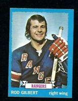 NMT 1973 Topps #88 Rod Gilbert HOF.