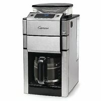 Capresso 488.05 Team Pro Plus Coffee Maker, Thermal Carafe, One Size, Silver