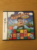 NINTENDO DS HENRY HATSWORTH IN THE PUZZLING ADVENTURE USED / TESTED