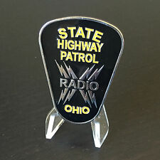 Ohio State Police Highway Patrol Radio Challenge Coin