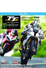 TT Isle of Man 2014 Blu-ray Rückblick Deutsch/Englisch 240 Minuten Action pur