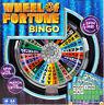 Mattel Wheel of Fortune Bingo Game