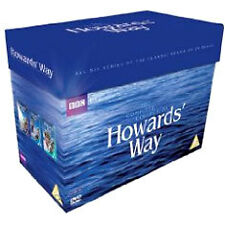 HOWARDS WAY COMPLETE BOX SET - DVD - REGION 2 UK