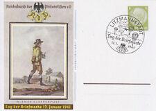Mi. Nr:  P 241  - Tag der Briefmarke - LITZMANNSTADT -