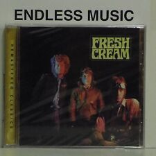 CREAM 'FRESH CREAM' 11-TRACK CD SEALED