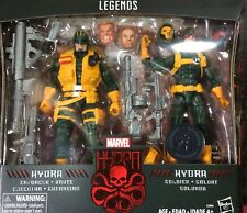 Marvel Legends Hydra 2-Pack Enforcer and Soldier - All Offers Considered