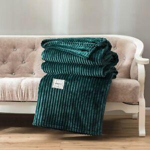 Blanket Luxury Winter King Queen Twin Bed Antistatic Soft Bedspread Bedding