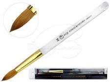 Fuji Finest Kolinsky 100% Pure Kolinsky Acrylic Nail Brushes Size 18