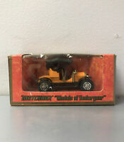 1973 Matchbox  Lesney Yesteryear 14 1909 Opel Coupe