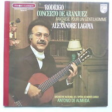 RODRIGO Concerto Aranjuez ALEXANDRE LAGOYA 6500454