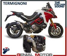 Auspuff Termignoni Pikes Peak Ducati Multistrada 1200 1260 2019 19