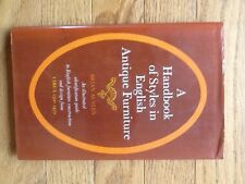 A Handbook of Styles in English Antique Furniture by Brian Austen 1974 hardcover