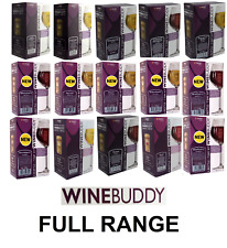 WineBuddy Refill Wine Kit FULL RANGE Youngs Home Brew
