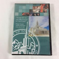 2009 Mormon Draper Utah Temple Youth Celebration Dedication DVD LDS Program Sing
